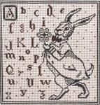 Ewe And Ewe EWE-496 Spring Hare La-D-Da 8 3/4 x 9  13 Mesh
