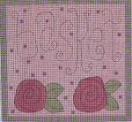 Ewe And Ewe EW-1052 Bonnie 7 x 6 1/2 18 Mesh