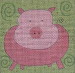 Ewe And Ewe EW-1087 Baby Pig 5 x 5 18 Mesh