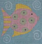 Ewe And Ewe EW-1124  Baby Fish 5 x 5 18 Mesh