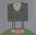 Ewe And Ewe EW-1179 March 5 x 5 18 Mesh With Stitch Guide