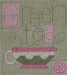 Ewe And Ewe EW-1194 Paula 5 x 6 18 Mesh