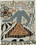 Ewe And Ewe EWE-145 Suzannah@Carriage House Sampling 8x 9 3/4 13M