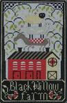 Ewe And Ewe EWE-207 Black Willow Farm@Cariage House 6 1/2 x 9 3/4 13 Mesh