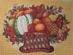 Ewe And Ewe EWE-459 Fruit Basket@Mary Beth Baxter 11 x 8 3/4 18 Mesh