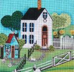 Ewe And Ewe EWE-467 White House@Blakely Wilson 6x6 18mml Mesh