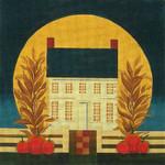 Ewe And Ewe EWE-265 Harvest Moon@Karen Cruden 10 1/2 x 10 1/2  18M