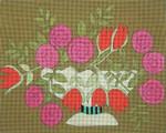 Ewe And Ewe EWE-278 Helena 14 3/8 x 11 3/8 13 Mesh