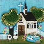 Ewe And Ewe EWE-292 Church@Blakely Wilson 6 x 6 18M