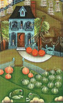 Ewe And Ewe EWE-295 Haunted House@Blakely Wilson 6 x 10 18 Mesh