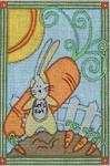 Ewe And Ewe EWE-329 What Carrot?@Patti Connor 4 x 6 18 Mesh