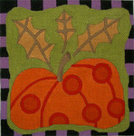 Ewe And Ewe EWE-371KB Autumn Pumpkin 8 1/2 x 8 1/2 13 Mesh