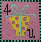 Ewe And Ewe EWE-379KB Gift 4 U 8 x8  1/4 13 Mesh