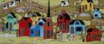 Ewe And Ewe EWE-400 Americana@Blakely Wilson 19 x 8 18 Mesh