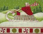 Ewe And Ewe EWE-415 Sweet Ride@Karen Cruden 11 x 8 3/4 18 Mesh