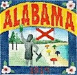 DENISE DeRUSHA DESIGNS DD-309 Alabama Postcard 4 1/2 x 4 1/2 18 Mesh