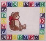ABA2 Cheryl Schaeffer And Annie Lee Designs 12 x 12 13 Mesh Bear Blocks