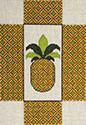 BRK215 J. Child Designs Brick Pineapple