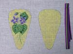 The Studio Midwest A11B Violet Scissor Case 18 Mesh