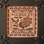 08-1015 Gobble by Plum Street Samplers YT