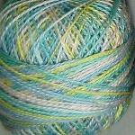 Valdani Floss 3Ply Balls Baby Soft Pastel - VA10M38