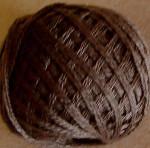 Valdani Floss 3Ply Balls Brown Black Light - VA108121