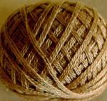 Valdani Floss 3Ply Balls Antique Gold Medium - VA10852