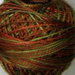 Valdani Floss 3Ply Balls Copper Leaf - VA10M78