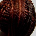 Valdani Floss 3Ply Balls Burnt Chocolate - VA10547