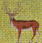 AN148 Colors of Praise Deer 18M 7.5x7.5