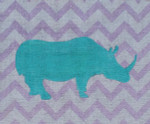AN156 Colors of Praise Graphic Rhino13M 11 x 9