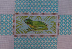 BC718 Colors of Praise Frog 13 3/4 x 9 1/4  13M Brick Cover