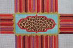BC719 Colors of Praise Art Deco Leopard 13 3/4 x 9 1/4  13M Brick Cover