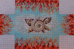 BC720 Colors of Praise Seashell/Coral 13 3/4 x 9 1/4  13M Brick Cover