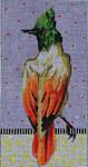 EY130 Bird  3.5 x 7   18M Eyeglass Colors of Praise
