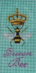 EY133 Queen Bee 3 1/2x7 18M Colors of Praise