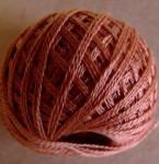 Valdani Floss 3Ply Balls Faded Rust Medium - VA10862