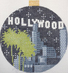 "KB 1171 Kirk And Bradley Designs 18 Mesh City Bauble - Hollywood 4"" round"