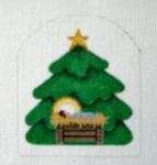 OR-1 BabyJesus J. MALAHY DESIGNS CHRISTMAS Ornament 18 Mesh