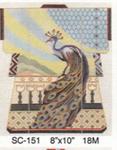 SC-151 Peacock Kimono Sophia Designs