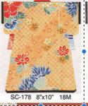 SC-178 Blue Mum Kimono Sophia Designs