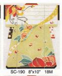 SC-190 Spring! Kimono Sophia Designs