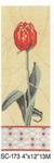 """SC-173 Tulip 4"""" x12 13 Mesh  Sophia Designs"""