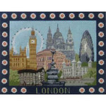 Primavera Needlepoint Kit London