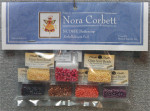 NC115E Nora Corbett Dancer - Christmas Eve Couriers  Embellishment Pack