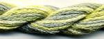 S-016 Dinky-Dyes Stranded Silk #16 Lemon Mint