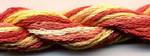S-013 Dinky-Dyes Stranded Silk #13 Jaffa