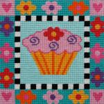 APCANOODLES5009 Cupcake Alice Peterson CANOODLES