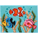 APCANOODLES5038 Tropical Fish Alice Peterson CANOODLES