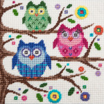 APCANOODLES5046 Owls Alice Peterson CANOODLES